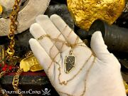 Mexico 1704 Treasure Jewelry 1715 Fleet Shipwreck Coin Necklace 1 Real Pirate