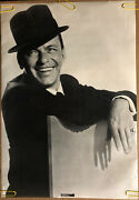 Poster Vintage Poster Frank Sinatra Black And White 1968 Music Memorabilia Pin Up