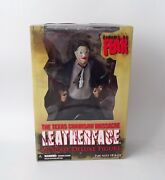 Mezco Cinema Of Fear Leatherface 12 Action Figure Suit Variant Texas Chainsaw