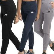 Feed The Gains Womens Clothing Active High Waisted Joggers Stretch Gym Wear