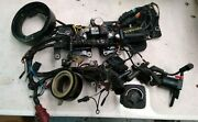 Complete Good Used Oem Johnson / Evinrude Internal Harness And Componets V70tleie