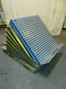 Electric / Hydraulic Tilt Table Pallet Tipper Tipping Station 115v 2000 Lb Cap
