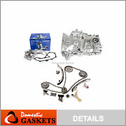 Timing Chain Kit Oil Pump Aisin Water Pump For 05-15 Toyota Tacoma 2trfe 2.7l