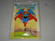 Signed Tim Sale Superman Comic For All Seasons Book One 1 Dc Comics Auto Spring
