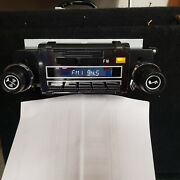 1971-72 Chevelle Reproduction Am-fm Radio With Blue Tooth Connection