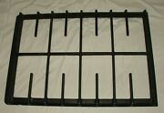 Whirlpool Cast Iron Range Grate Part 8286662 Right Side Stove Grate