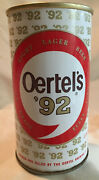 Oertelsand039s And03992 Light Lager Vintage Beer Can 12oz Fully Aged All Grain Heileman