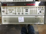 Working Hp 8673d Synthesized Signal Generator .05-26.0ghz