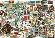 Cook Islands And Dependencies 1000 Different Stamps Pack In Bag Mint And Used