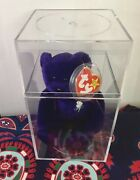 Rare 1st Edition 1997 Ty Princess Diana Beanie Baby, Made In China, P.e. Pellots