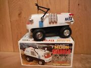 Marx Toys Space Tracker Hill Climbing Moon Grabber Boxed Non Working N001