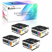 20pk For Hp Ink Cartridges For Hp 932 Xl 933 Xl Officejet Pro 6100 6600 6700