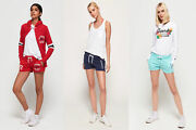 Superdry Womens Track And Field Lite Shorts