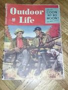 Outdoor Life Magazine December 1946 Vintage Issue Ft Jack O'connor Free Shipping