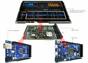 8 Inch Tft Lcd Capacitive Touch Ssd1963 Shield For Arduino Duemega 2560 Library