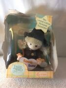 New Limited Edition 2000 Precious Moments Baby Collection Luv N Care Witch Doll