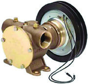 Jabsco 11870-0005 Electro-magnetic 12v Clutch Water Pump 62gpm 1-1/4 Npt Md