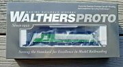 Walthers Ho 1/87 Proto Burlington Northern Sd9 6129 W/ Sound And Dcc 920-41617 Fs