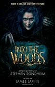 Into The Woods Movie Tie-in Edition By James Lapine Book The Fast Free