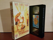 Pay It Forward - Kevin Spacey - Helen Hunt - Pal Vhs Video Tape T41