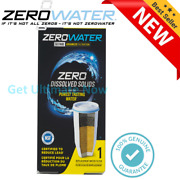 New Zero Water Replacement Water Filter Cartridges 1/2/3/4/5/6 Pack
