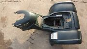 2007 Yamaha Grizzly 80 Rear Plastic Green 06 07 08