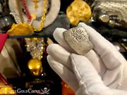 1715 Fleet Treasure Mexico Reales 1709 Necklace Pirate Gold Shipwreck Coins
