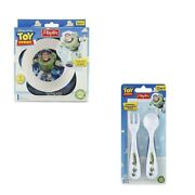 Wholesale Lot Toy Story 4, 50 Bowl And 50 Utensils, Bpa Free