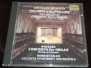 Michael Murray Robert Shaw Telarc Audiophile West Germany Full Silver No Barcode