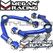Megan Racing Type Ii Adjustable Front Camber Arms Kit For Mazda Rx-8 2003 - 2013