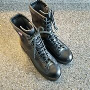 Danner Acadia 8 Size 7 Black Leather Goretex Military Boots Womens 21210 360
