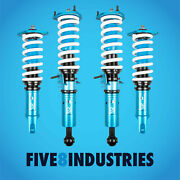 For 08-13 Infiniti G37 Sedan And Coupe Five8 Industries Coilover Height Adjustable
