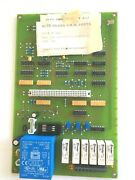 Ba-3694 Alto Shaam Control Board 011-103 Type 3002a St 507-4 New Free Shipping