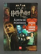 2005 Harry Potter And The Order Of The Phoenix Poster-book 32 Posters Spanish Sm