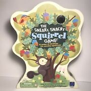 Educational Insights The Sneaky Snacky Squirrel Game Frustration Free Open Box