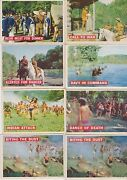 Set Break 1956 Davy Crockettpick One Card/multiple Cards Gloss No Creases Nice