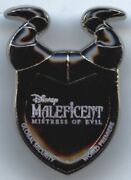 Disney - Maleficent Mistress Of Evil - Global Security World Premiere Pin