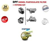 For Mercedes A2124902092 2124902092 New Dpf Diesel Particulate Filter