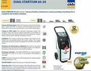 Gys Diag Startium 6 12 24 Volts Battery Maintenance Starter Charger 900 Ah
