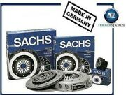 For Peugeot 306 Partner Hdi 90bhp 1999 On New 3 Piece Clutch Kit Complete