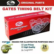 Gates Timing Belt Kit For Renault Vel Satis 3.0 Dci 2002-on