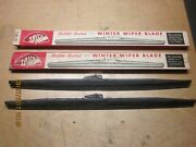Trico 18 Wiper Blades Ar-18-2 Circa 60and039s 70and039s