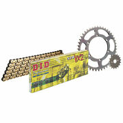 Did Upgrade Chain And Sprocket Kit Suitable For Bmw F650 Gs/dakar 2002