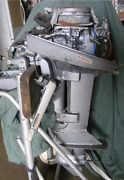Yamaha 8hp 1993 Outboard Engine 15shaft Motor For Parts. What Part Do You Need