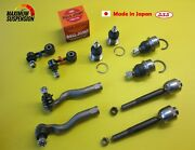 Inner Outer Tie Rod Upper Lower Ball Joint Tundra 2007-2019 Japan Best Quality