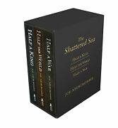 The Shattered Sea Trilogy Joe Abercrombie Subterranean Press Slipcased Limited