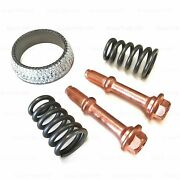 Exhaust Pipe Bolts, Springs And Pipe Ring Seal Oem - Samurai 85'-95'