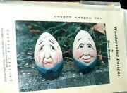 Humpty Dumpty 102 Woodcarving Designs By Tina Toney Country Carvers