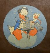Ww2 Victorville Army Air Field Patch / Real Series / Free Global Ship