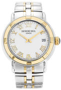 Watch Man Raymond Weil Parsifal 9540-stg-00308 Of Stainless Steel - Silver